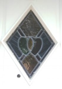 diamond window